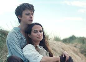 see alicia vikander and dane dehaan's love affair in 'tulip fever' new trailer