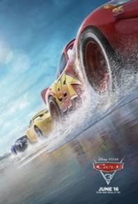 cars 3 - cast: owen wilson, larry the cable guy, armie hammer, bonnie hunt, kerry washington, nathan fillion, cheech marin, tony shalhoub, katherine helmond, paul dooley, cristela alonzo, michael wallis, lea delaria, darrell waltrip, guido quaroni, llo