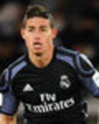 wife: this is who james rodriguez wants to play for next season