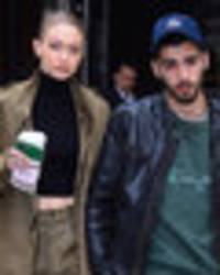 zayn malik and gigi hadid look picture perfect as he brands the model 'his everything'