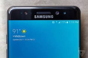 samsung's refurbished galaxy note 7 will reportedly go on sale in june
