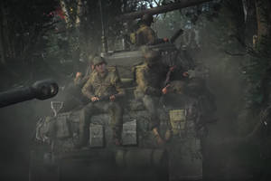 watch the first trailer for call of duty: wwii