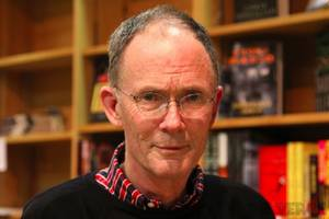 william gibson changed his upcoming sci-fi novel after the results of the presidential election