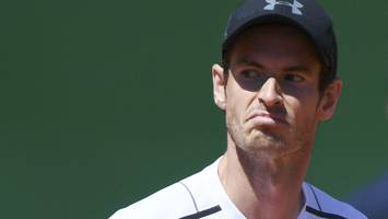 murray through in barcelona as tomic withdraws