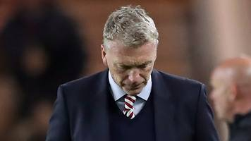 Middlesbrough 1-0 Sunderland: David Moyes rues 'poor goal'