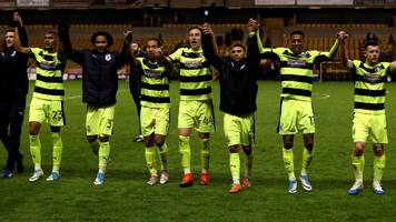 david wagner: huddersfield town boss 'proud' of play-off achievement