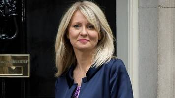 Esther McVey selected to contest Tatton for Conservatives