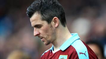 Joey Barton: Burnley midfielder banned for 18 months over betting