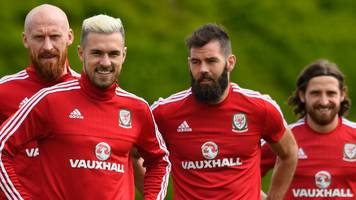 wales to return to portugal training camp before serbia match in june