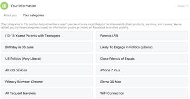 Facebook tracks scary-specific details about your life. Here's how to find what it knows