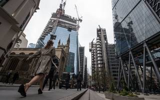 London office rents will fall over the next year, experts warn