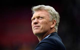 moyes charged by fa over slap remarks to female reporter