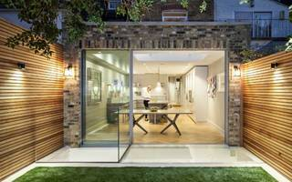 property of the week: an architect's family house in fulham