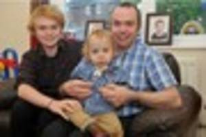 'Floppy throat' nearly killed baby George but his family refused...
