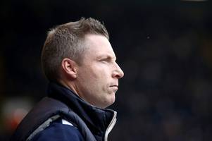 millwall manager neil harris admits nerves in the camp ahead of bristol rovers clash