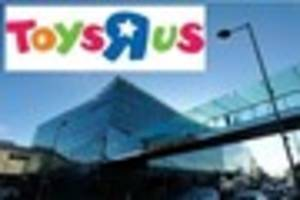 new pictures show inside the toys r us store opening in highcross...