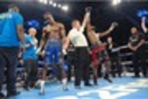 Boxing fans clamouring for a rematch after Jahmaine Smyle lost...