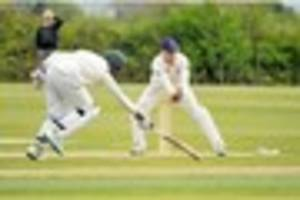 Kegworth back with a bang after victory over Rothley in Everards...