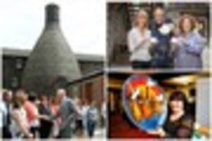 Stoke-on-Trent is reinventing its pottery heritage to create a...