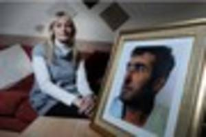 ex-partner of murdered fisherman hails charity support 10 years...