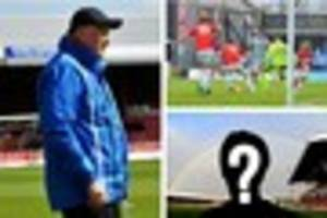 grimsby town boss russell slade impressed with performance of...