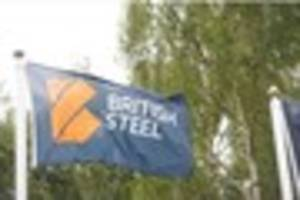 steel industry & british steel topic of discussion at...