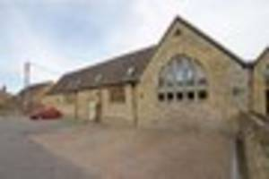 Victorian Sherborne Abbey Primary School property for sale as a...