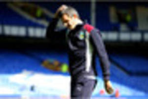 burnley midfielder out of crystal palace clash after being banned...