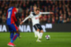 crystal palace 0–1 tottenham: stunner from christian...
