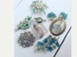 Surge of interest in vintage and antique costume jewellery