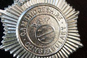 police constable based at cambridgeshire force hq cleared of inflicting gbh