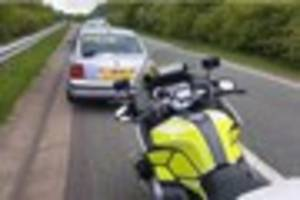 Car allegedly linked to fuel drive-offs stopped by police on the...