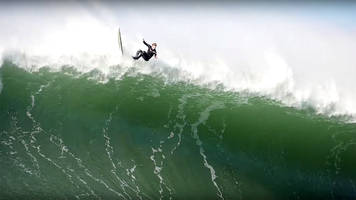 The 5 worst big-wave wipeouts from the past year; video