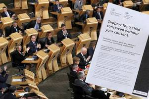 election diary: holyrood condemns rape clause and urges uk government to scrap 'repugnant' policy