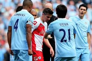 joey barton life and crimes from red cards, red mists, cigars and assaults