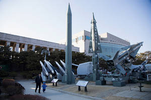 U.S. Strengthens Military Defense With Japan: South Korea To Stop North Korea's Nuclear Tests Programs