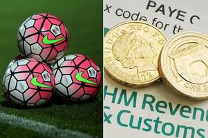 professional football clubs raided over suspected tax fraud