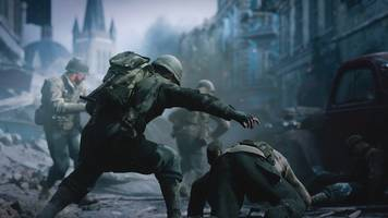 call of duty: wwii will highlight the vulnerability of its heroes