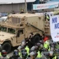 thaad adds to korea tensions