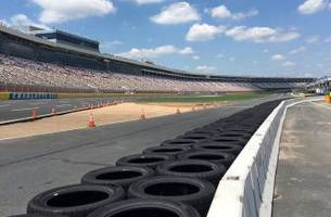 Big work continues on Charlotte Motor Speedway's infield road course
