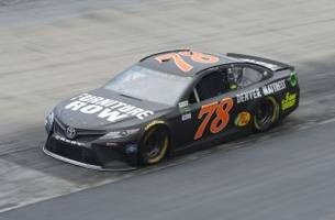 no. 78 team penalized for post-race violation at bristol
