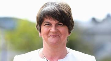 irish language campaigners 'get good hearing from arlene foster'