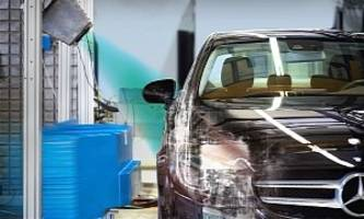 Daimler Will Employ X-Ray Technology To Improve Passive Safety