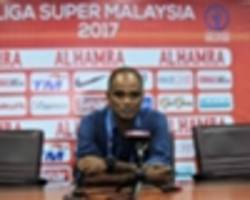 Selangor let down by poor finishing - Maniam