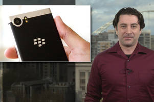 blackberry is back with the cool keyone android phone – plus that keyboard