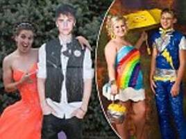 are these the most disastrous prom nights ever?