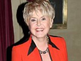 gloria hunniford reveals why she moved savings out of bank