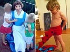 kids do innocent things that are inappropriate to adults