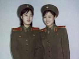 North Koreans captured in retro-style Polaroid photos