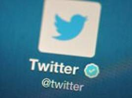 Twitter hinders the war on terror, says Downing Street